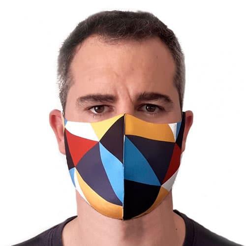 Masque hygiénique réutilisable