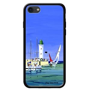 Coque smartphone – Philippe Deschamps – Port de la Flotte ile de ré