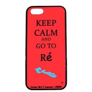 COQUE KEEP CALM AND GO TO RÉ